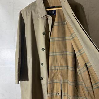 【希少】50s  Burberry バーバリー ステンカラーコー...