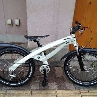 【BMW製】20吋 JUNIOR KRUISE BIKE アルミ...