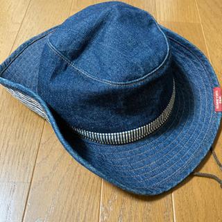子供帽子 テンガロンハット サイズ52