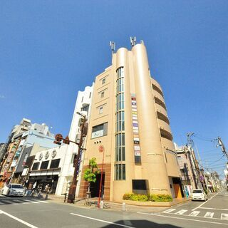 徳島市代表的な商業ビルです【52.62㎡】飲食店には最適です★