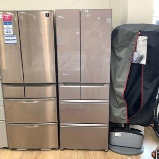 MITSUBISHIの6ドア冷蔵庫です!!