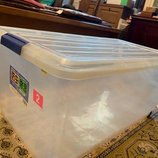 プラスチックケース 収納ケース キャスター付き
