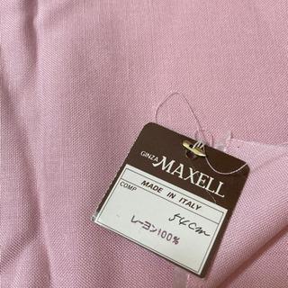 銀座MAXELL イタリア製生地 ハギレ④