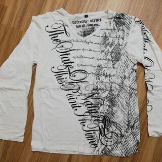 ロングTシャツ、