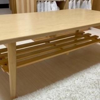 折りたたみ式ローテーブル(ニトリ)