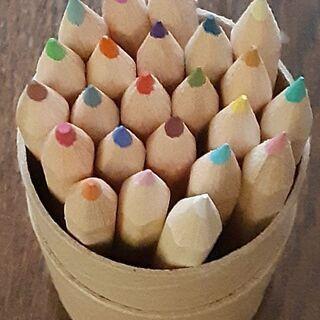 ミニ色鉛筆 ②