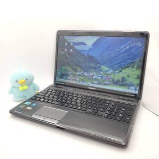 東芝 Corei5 メモリ4GB HDD640GB ノート…