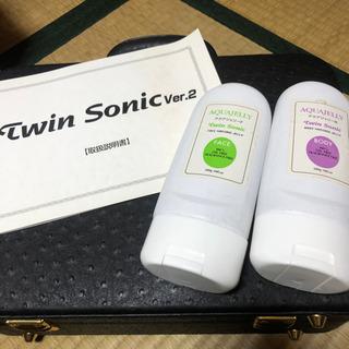 PeerPless Twin Sonic Ver.2 電子鍼 美顔器 − 大阪府