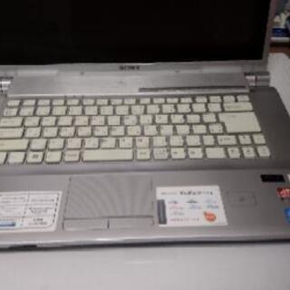 売り切り‼️SONY ノートパソコン VGN-FW71D win10
