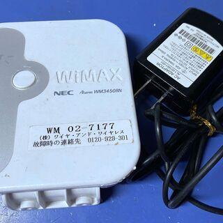 NEC ルーター Aterm WM3450RN+ACアダプタ A...
