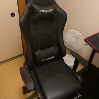 GTRacing ゲーミングチェア 椅子