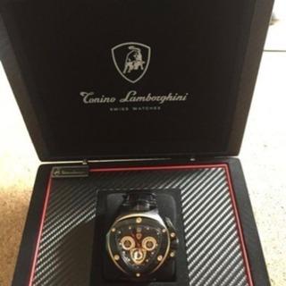 ランボルギーニ腕時計売ります 値下げします