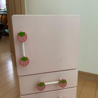 マザーガーデンの冷蔵庫