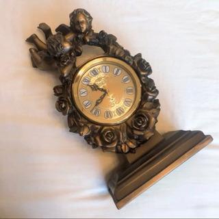 👼レトロ置き時計👼