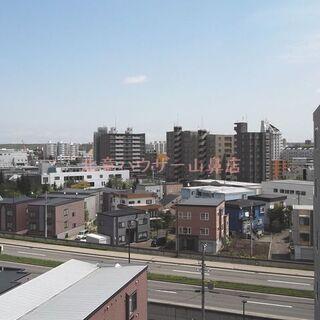 [新札幌☆3LDK]ハイクラスMS♪敷地内駐車場★JR&地下鉄O...
