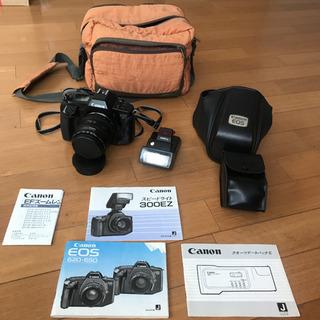 ☆Canon EOS 650 一眼レフカメラセット 電池あり