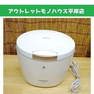 動作OK Panasonic スチーマー ナノケア EH-SA9...