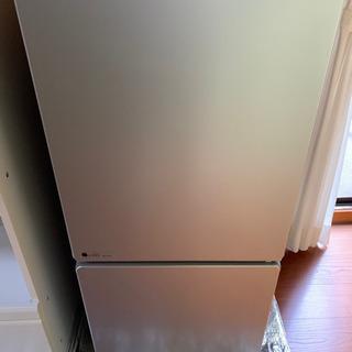 ユーイング 2016年製  冷凍冷蔵庫