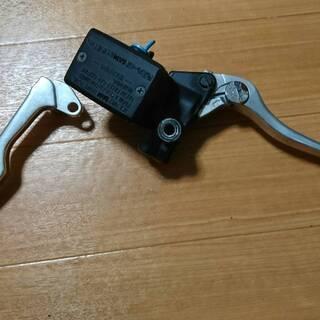 ヤマハ XJR400R 4HM 綺麗な純正マスタ-シリンダ-中古・ブレーキレバー中古・クラッチレバー未使用の画像
