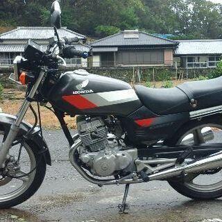 ホンダ  CB 125 T   実動 ❢  1990年ごろのバイ...