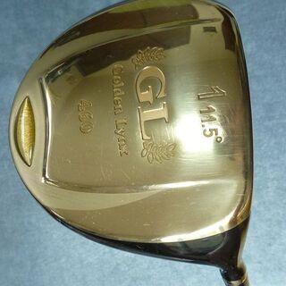 リンクス ゴルフドライバー Golden Lynx2 DR