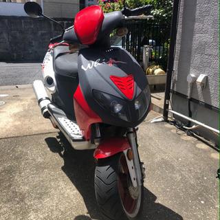 4スト125ccスクーター