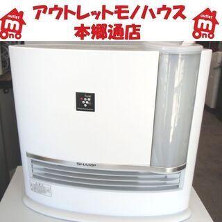札幌 2015年製 プラズマクラスター 加湿付きセラミックファン...