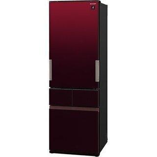 冷蔵庫 4ドア 2019年製 プラズマクラスター 415L