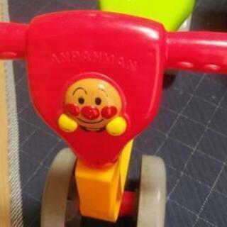 アンパンマンバイク
