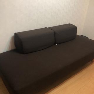 【ネット決済】無印良品 ソファーベッド 3,000円!