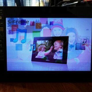 Sony デジタルフォトフレーム DPF-HD1000