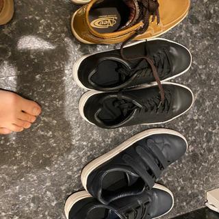 女性の靴26センチほとんど使っていないものもあります