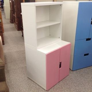 【期間限定!ジモティー見たで5%OFF】ピンクとホワイト色のキャ...