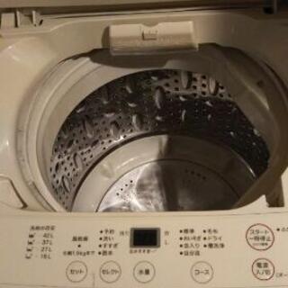 洗濯機 4.5㎏