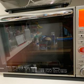 [交渉中]東芝オーブンレンジ 2007年製