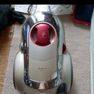 プラズマクラスター掃除機