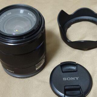 SEL1855 NEX-7レンズキット限定黒バージョン