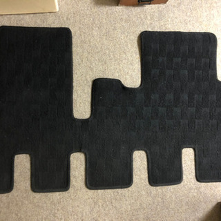 タント L375 L385 2代目タント用 社外ブラックマ…