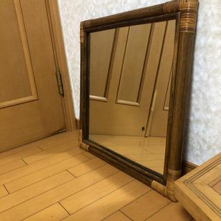 0円❗️壁掛け鏡