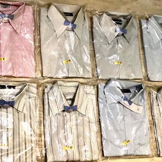 【引越し処分】ワイシャツ 8枚セット