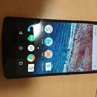 SiMフリースマホ  Google Nexus5