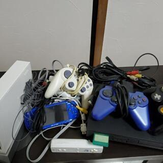 Wii,psp,ps2本体