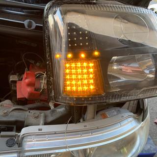 MCワゴンR RR ヘッドライト - 売ります・あげます