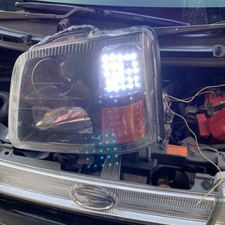 MCワゴンR RR ヘッドライト - 車のパーツ