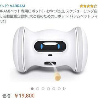 ペット専用 ロボット おもちゃ 新品 未使用