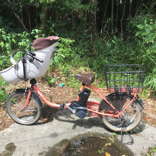 電動アシスト自転車売ります(値下げ)