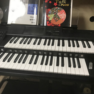 エレクトーン、キーボード、演奏たのしみませんか。