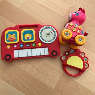 小さい子用おもちゃ