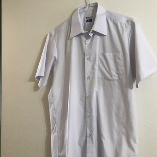 カッターシャツ2枚セット半袖170 長袖165