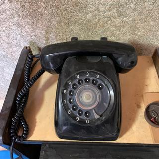 電話機です